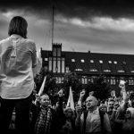 Manifestacje w obronie wolnych sądów. Szczecin, 20 i 24 lipca 2017 r.