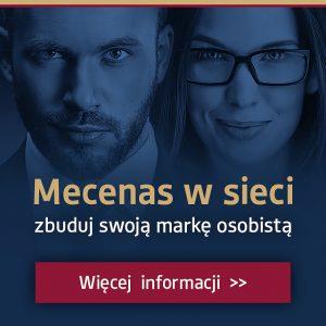 Mecenas w sieci – pierwsze szkolenie online dla prawników, które uczy, jak skutecznie wykreować swoją markę osobistą.